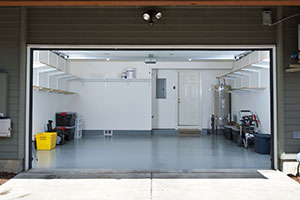 Form and Function Combined at Modern Garage Doors